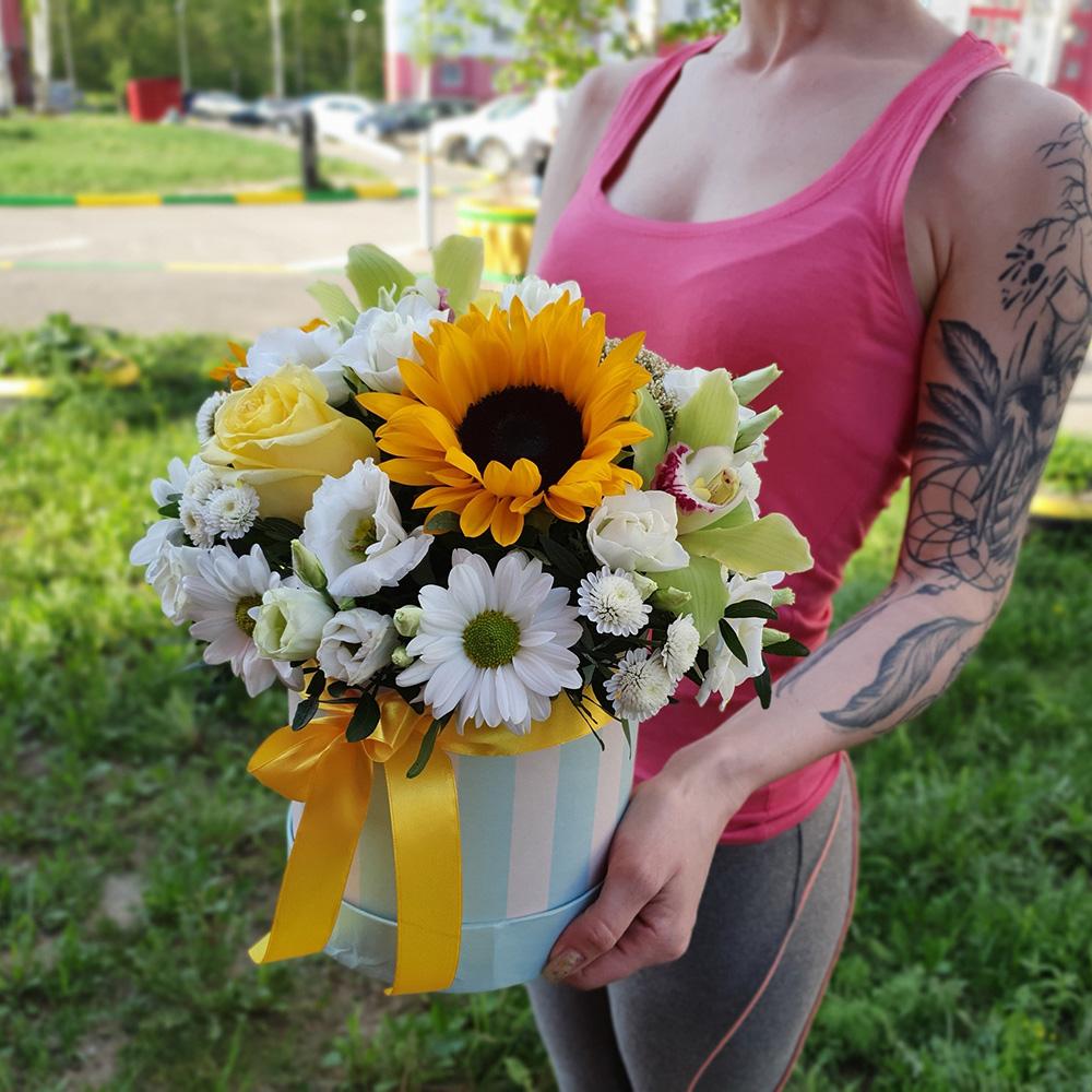Недорогие букеты в Нижнем Новгороде | Купить с доставкой 24/24