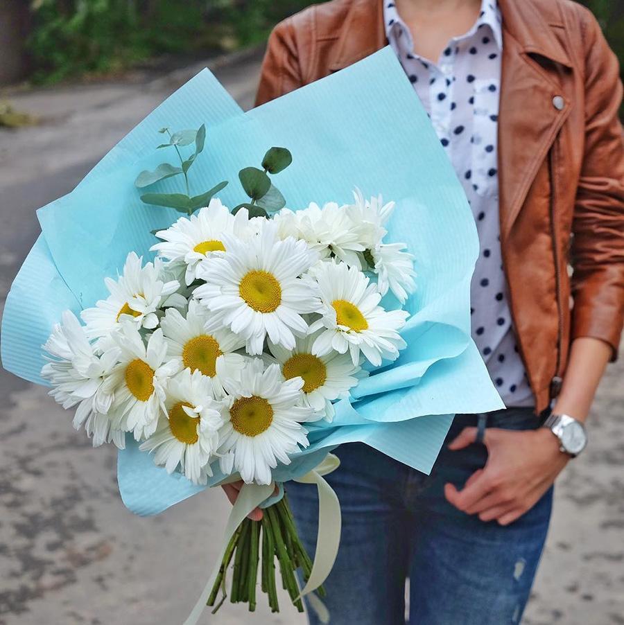 Ромашки купить нижний новгород, цветов корсаков
