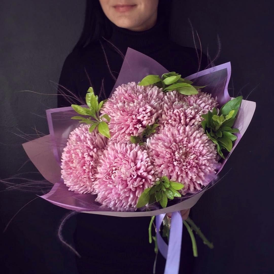 Роза, букеты из хризантем мастер класс